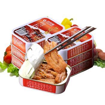日月棠台湾进口鳗鱼罐头100g*6罐