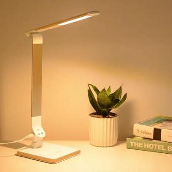 泰格信COB暖光触控护眼台灯