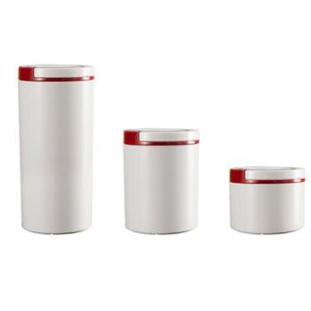 一款 密封罐防潮带盖奶粉罐五谷杂粮收纳盒塑料厨房食品干货零食储物罐