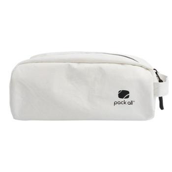 美国packall杜邦纸洗漱包旅行防水洗漱包女简约化妆包便携加大容量杜邦纸收纳包男