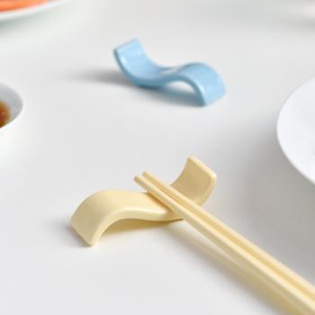 三礼堂瓷筷家庭版拼色筷子(3双装)