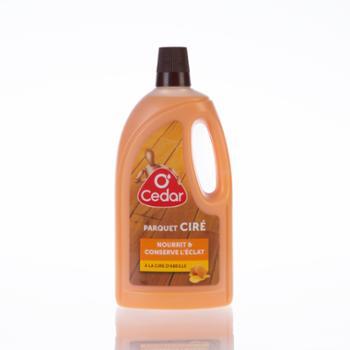 欧赛达O'CEDAR 木地板蜂蜡浓缩清洁护理液1L