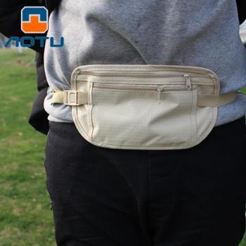 凹凸户外腰包防水包隐形防盗包旅行多功能便携包超薄运动包手机包户外包登山包