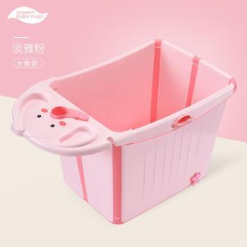 儿童洗澡用品婴儿泡澡桶折叠浴盆浴桶新生儿宝宝洗澡桶小孩洗澡盆