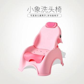 儿童洗头椅宝宝洗头床可折叠洗发躺椅子小孩加大号家用洗发神器