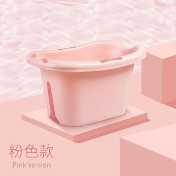 加大号宝宝浴桶盆儿童洗澡桶浴桶泡澡桶婴儿洗澡盆宝宝澡桶