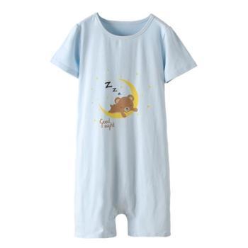 儿童睡袋春夏薄款分腿睡衣KIDS男童女童分腿睡衣家居服A类