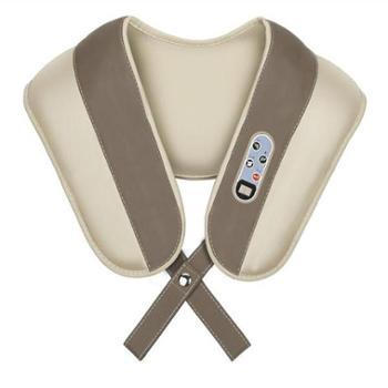 颈椎按摩器家用电动肩颈部捶打 按摩披肩 简FL-8102D