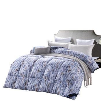 芳恩家纺FN-B6013千羽鹅丝绒被春秋被子被芯空调被学生被双人冬被四季