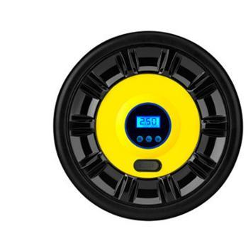 车载充气泵汽车用打气泵12V便携式小轿车电动轮胎加打气筒充气泵