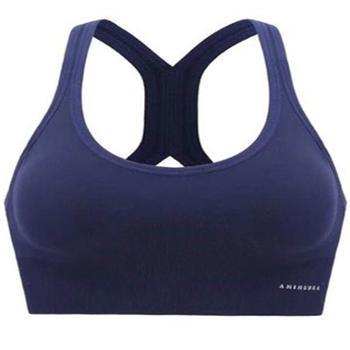 可调节防下垂运动文胸跑步防震聚拢定型健身专业运动内衣女bra