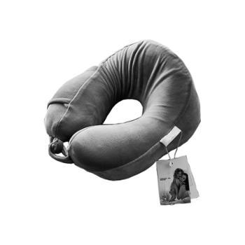 释享空间释压空间U型乳胶枕护颈枕颈椎枕天然乳胶