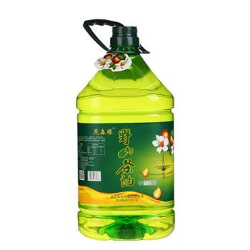 茂森缘 野生茶油 5L