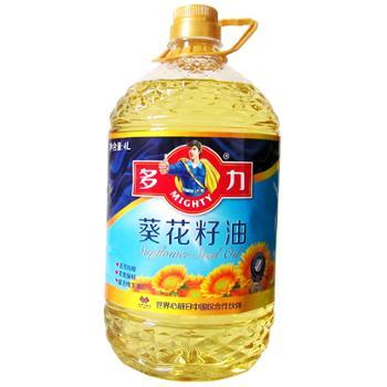 多力 葵花籽油 4L