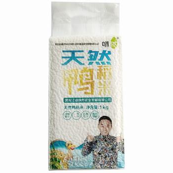 咪然 天然鸭稻米 1kg