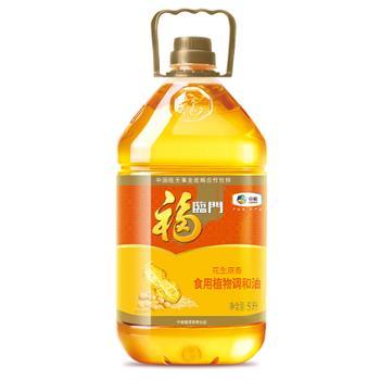福临门 花生调和油 5L