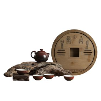 万春和茶具财运享通茶具套装
