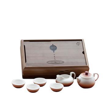 万春和茶具套装-茶之禅心