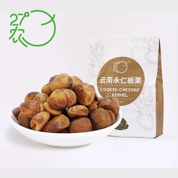 27度农云南永仁板栗210g/袋