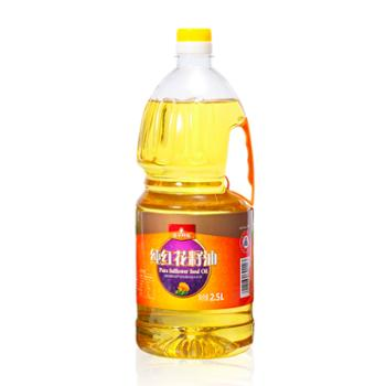 庄子开拓一级红花籽油2.5L