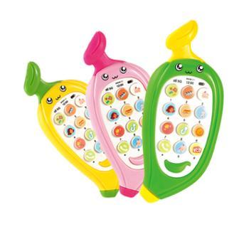 乐童童早教音乐电话玩具