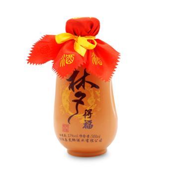 梦得福蜂蜜黄酒500ml/瓶