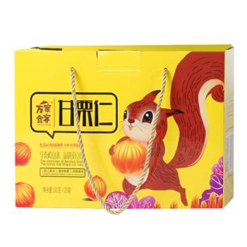 陕西万家食客板栗仁礼盒装50g*12