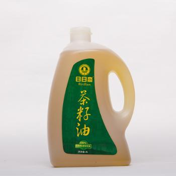 日日恋邵阳茶油纯山茶籽油2L