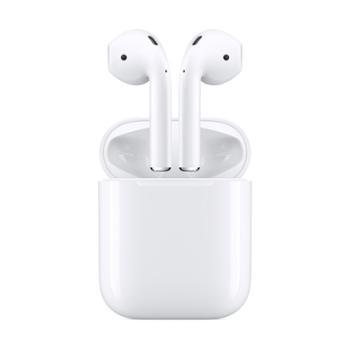 苹果AirPods二代有线蓝牙耳机