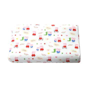 蕊丝坊儿童乳胶枕30*50cm单个