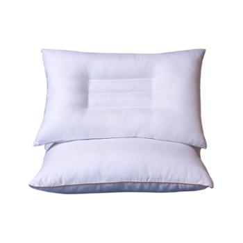 蕊丝坊压花艾草绒定型枕48*74cm单个