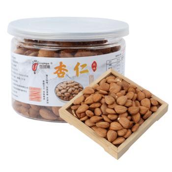 杏得果 原味杏仁坚果零食 230gX2罐
