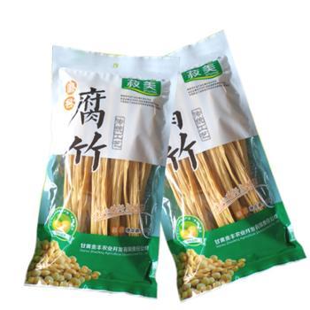 淑美纯黄豆腐竹220g