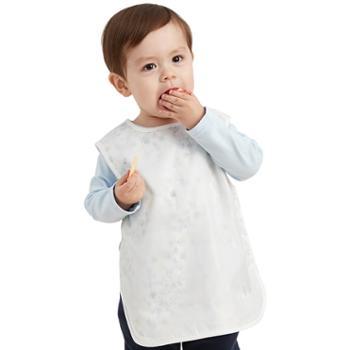 威尔贝鲁宝宝罩衣儿童围裙