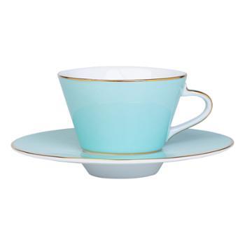 金和汇景-卡布奇诺咖啡对杯(缤纷绿)