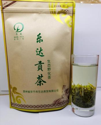 乐达奢香贡茶(绿茶袋装)150g