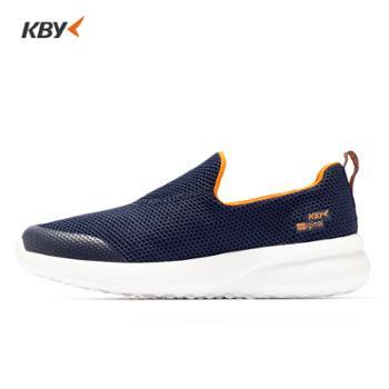 KBY一脚蹬缓震健步鞋男士轻便休闲运动鞋K033C