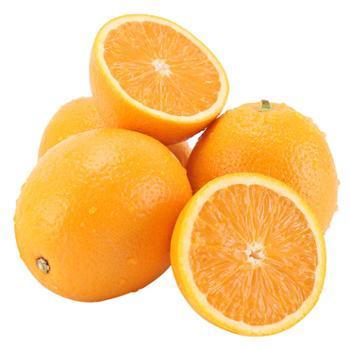 锄头先生赣南脐橙精品果带箱75-85mm10斤装
