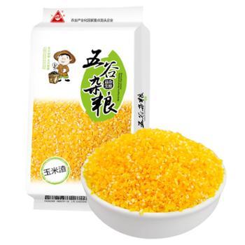 川珍 玉米渣 400g 五谷杂粮