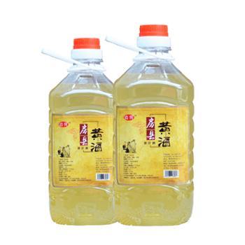 东风扶贫房县黄酒纯手工制作5斤/桶