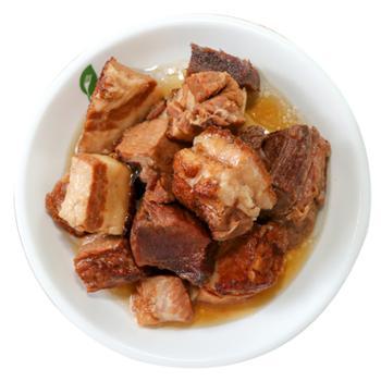 宏都红烧猪肉罐头397g开罐即食