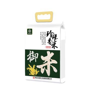 汤旺河 珍珠香米东北一级大米 5kg
