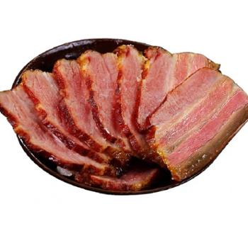 樵歌 土家烟熏五花腊肉 2斤/件