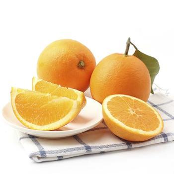 昭君陪嫁新鲜脐橙应季现摘水果橙子5斤装大果(果径75-85mm)