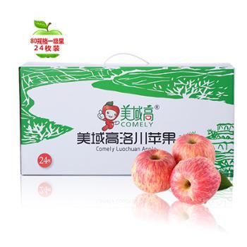 美域高 洛川苹果 24枚80mm