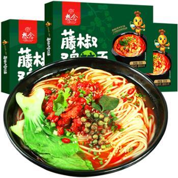想念藤椒鸡拉面(有调料包)222g*3盒