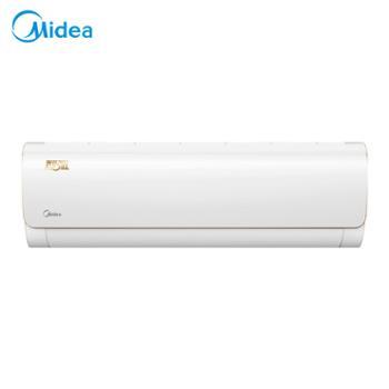 美的/Midea家用新能效智弧变频冷暖壁挂式空调KFR-26GW/N8MJA3大1匹