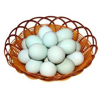恰恰吉宁夏绿壳鸡蛋月子鸡蛋60枚