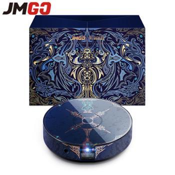坚果(JMGO)英雄联盟定制版1080P高清投影仪G9