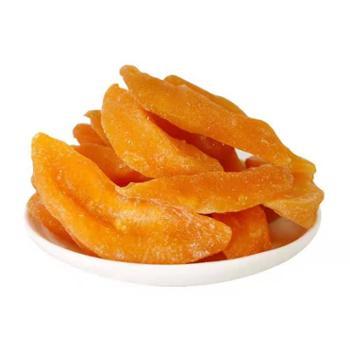 果脯蜜饯 黄桃干 250g/袋